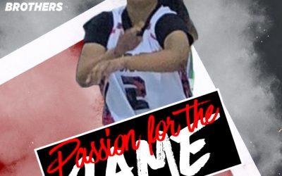 "Anissa Sanchez – ""Passion for the Game."""